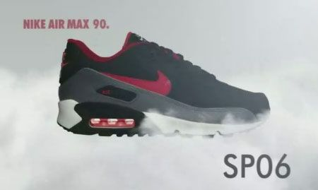 Nike 360° – Gli anni che passano