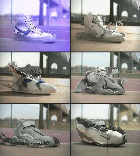 Nike Evolution – Evoluzione di una specie