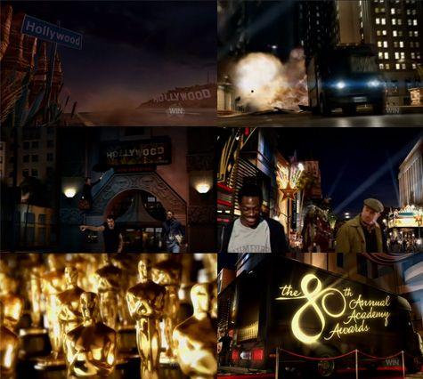 Sigla degli Oscar 2008