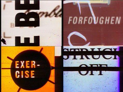 Jonathan Barnbrook – Il lettering è tutto