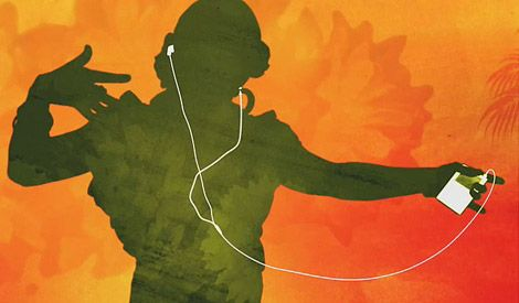 iPod/iTunes – Fuori i volti