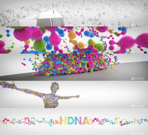 Le molecole HD di Tronic