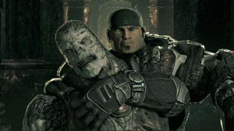 Rendezvous with death – Gears of War