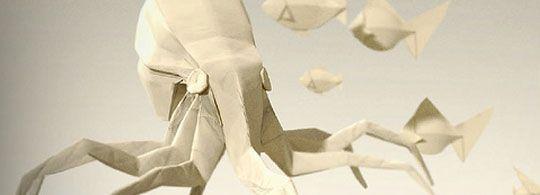 Asics Onitsuka: Origami style