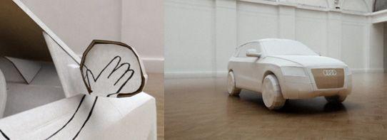 Audi: Unboxed