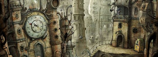Amanita Design: Machinarium