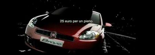 Fiat Bravo e i numeri