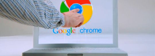 Google Chrome – Lo spot