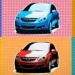 GM Vauxhall: Colourful Driving