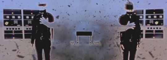 Daft Punk vs Tron vs Tron Legacy