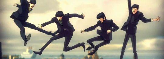 Rockband Beatles – Intro & Outro