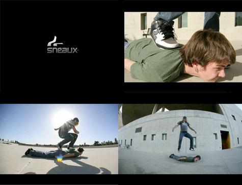 Pes Skate