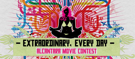 Alcantara movie contest